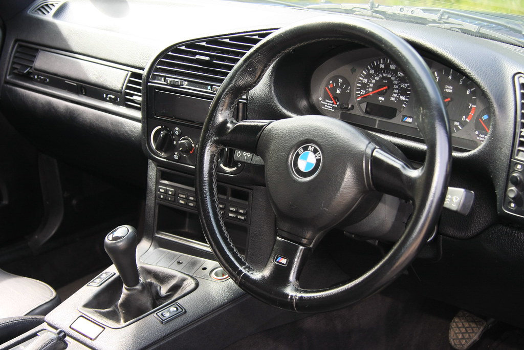 1996 Bmw M3 Interior Img 9719 Tony Harrison Flickr