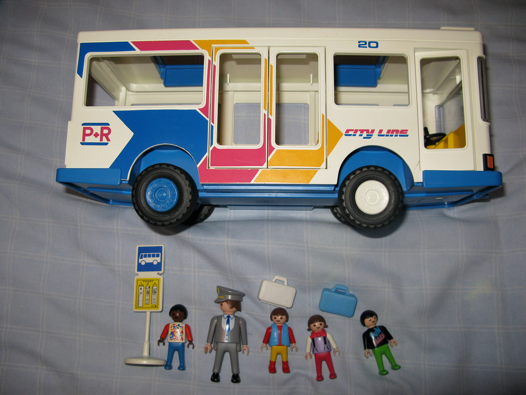 Amazon.com: City Coach: Toys & Games