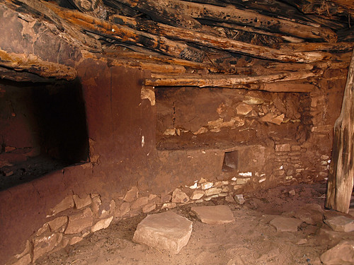Kiva Interior | by Cedar Mesa Hiker