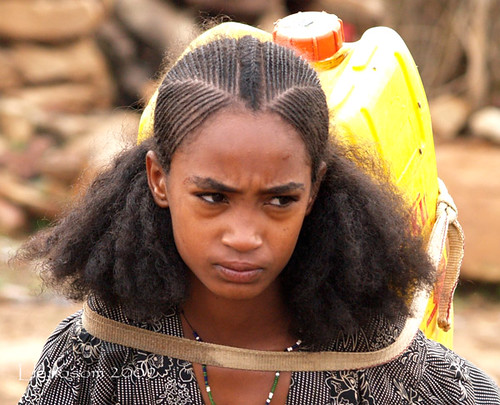 2 Dima Amhara Girl Llanosom Flickr
