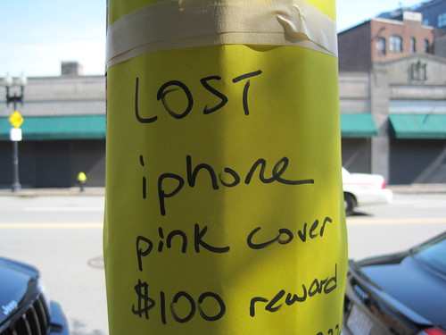 Poor Lost iPhone | by AndWat