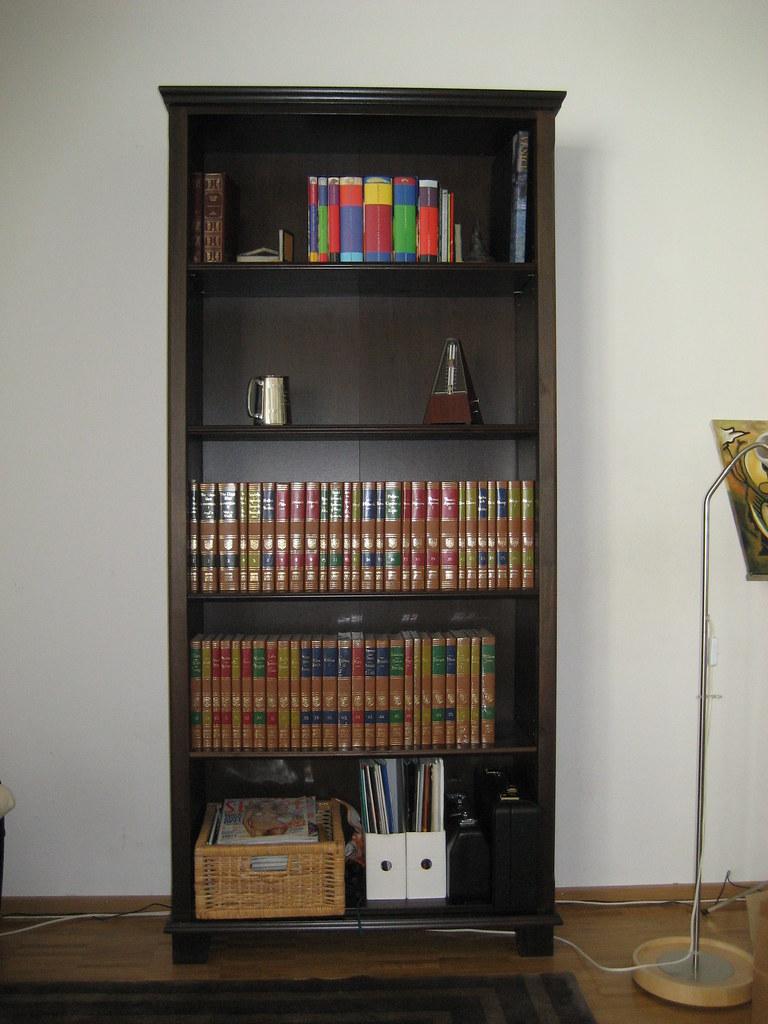 ... Ikea Markor Bookshelf | By Sfizer
