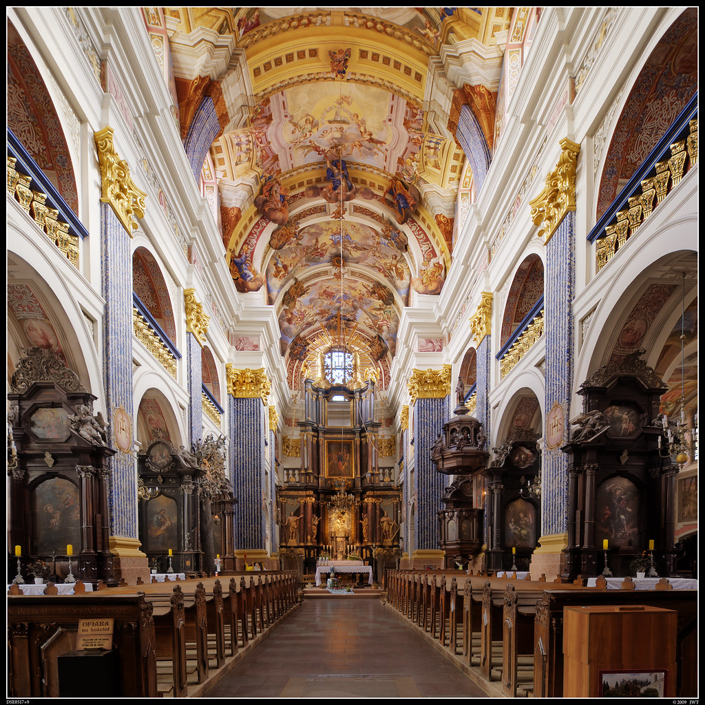 Marian Sanctuary Swieta Lipka Poland Sanktuarium