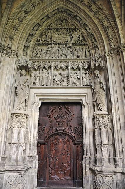 Puerta Preciosa en la catedral de Pamplona  © 2010 Pedro M.…  Flickr - Phot...
