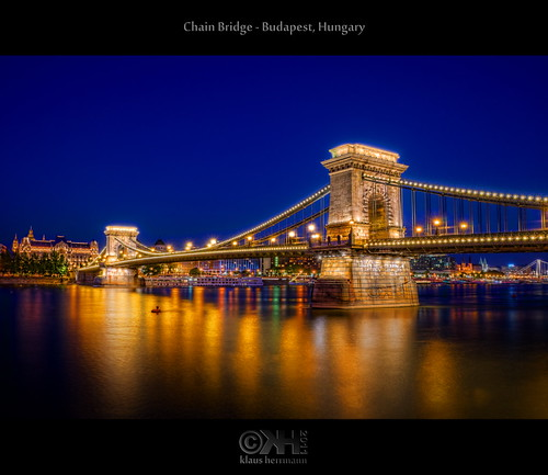 Chain Bridge - Budapest, Hungary (HDR) | by farbspiel