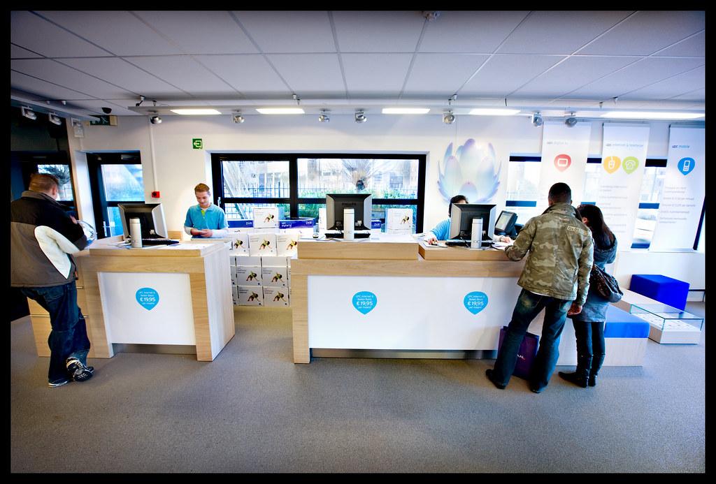 Interieur van UPC Center in Nijmegen   UPC; Interieur Center…   Flickr