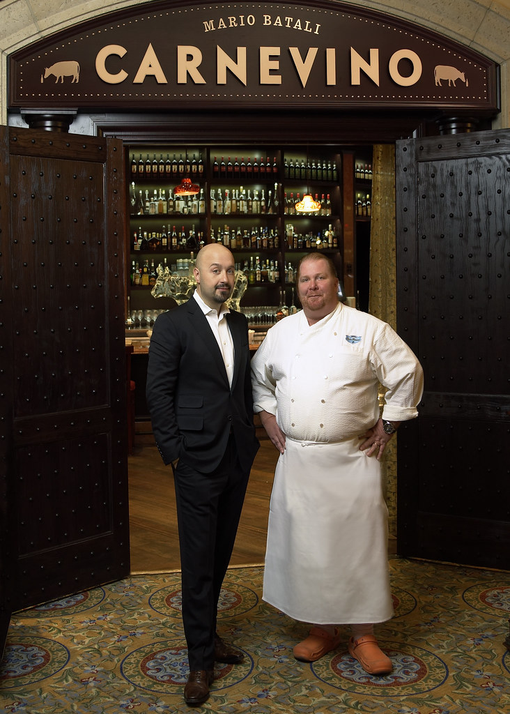 Carnevino Las Vegas | Partners chef Mario Batali and winemak… | Flickr