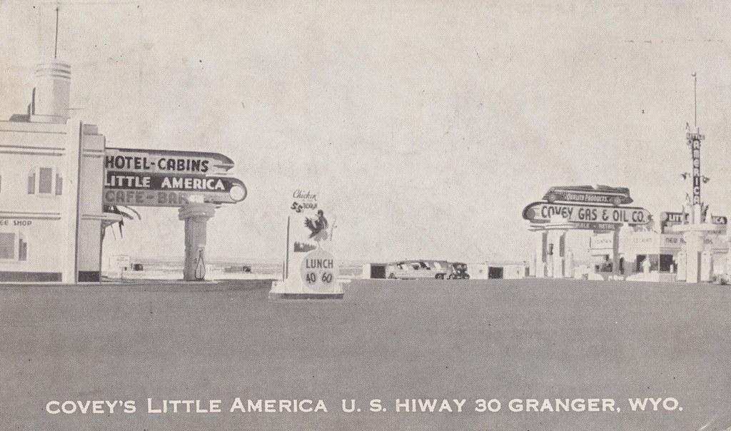 Covey's Little America - Granger, Wyoming