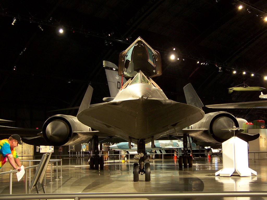 SR Blackbird Wright Patterson US Air Force Museum D Flickr - Us air force museum