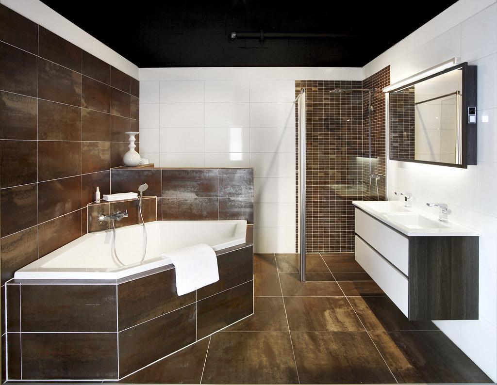 Badkamer Ebano | Badkamer Ebano Met daarin de volgende items… | Flickr
