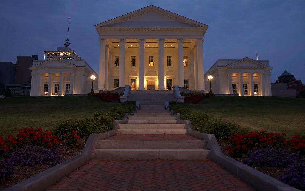 ... Virginia State House - Richmond VA | by mikelynaugh & Virginia State House - Richmond VA | The Virginia State Houu2026 | Flickr