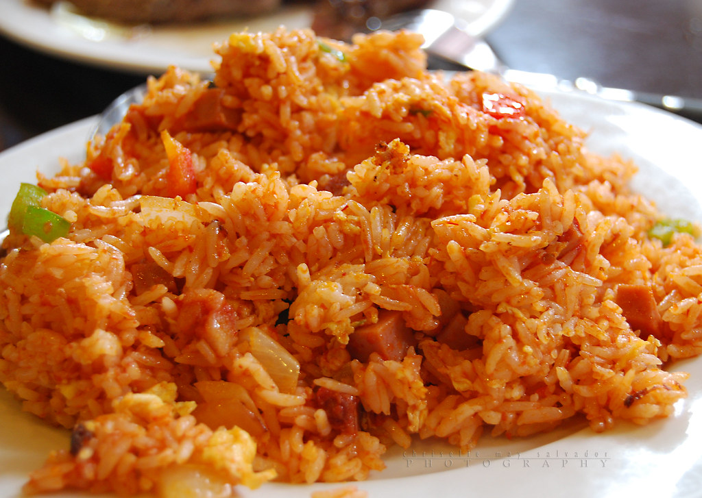 portuguese rice | MACAU - At a Chinese-Portuguese restaurant… | Flickr