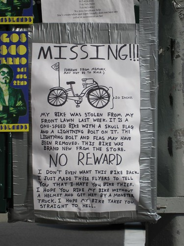 williamsburg-bike-poster | by ליפא שנילצער
