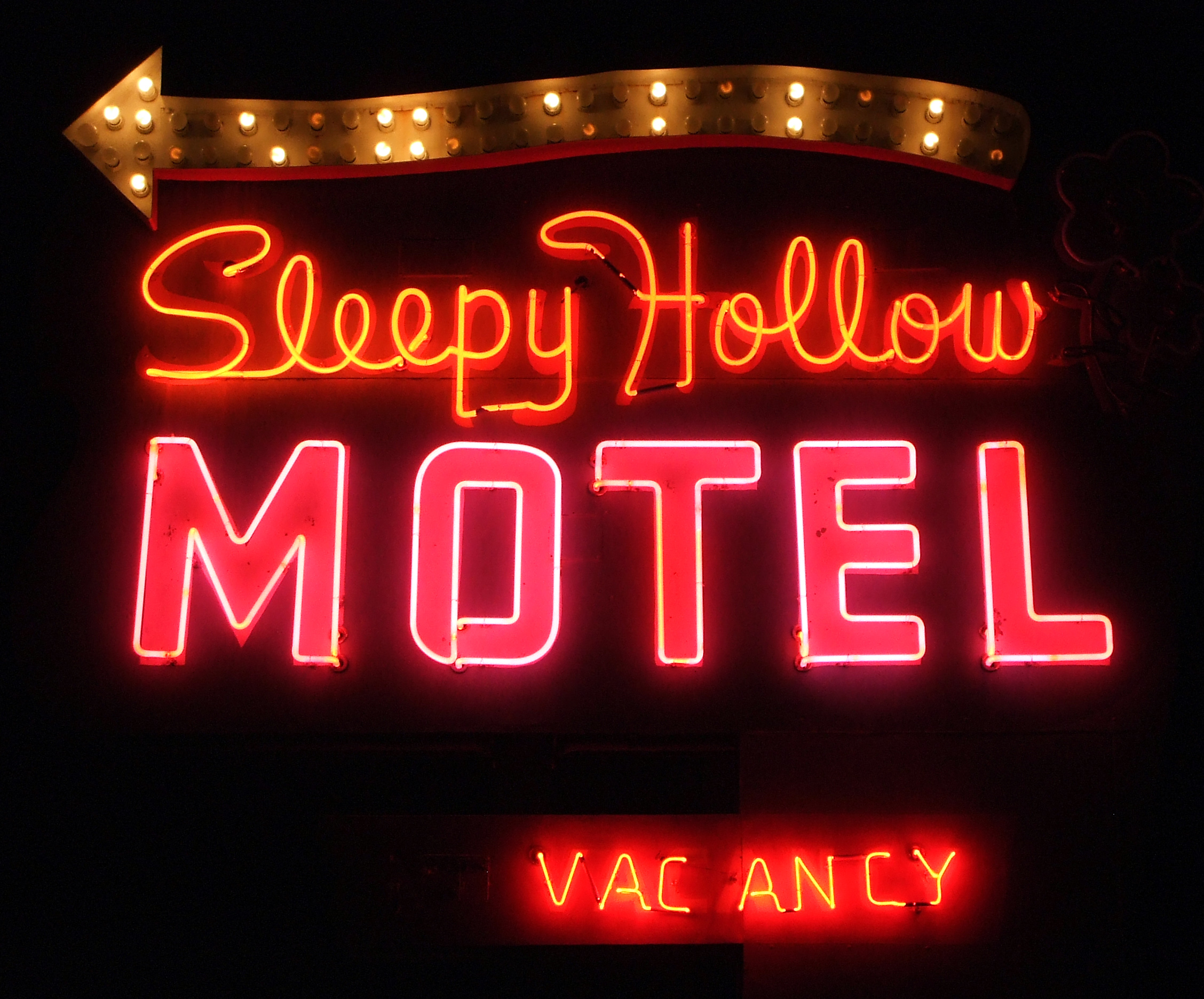 Sleepy Hollow Motel - 94 East Main Street, Green River, Utah U.S.A. - August 30, 2009