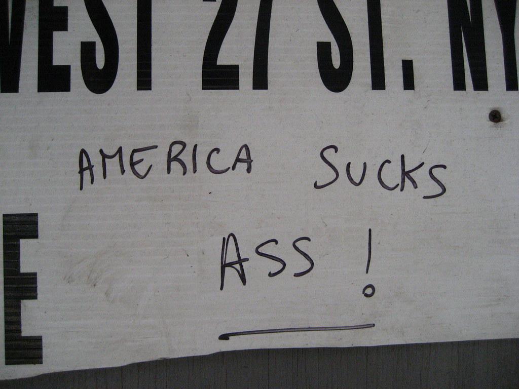 America Sucks Ass 4