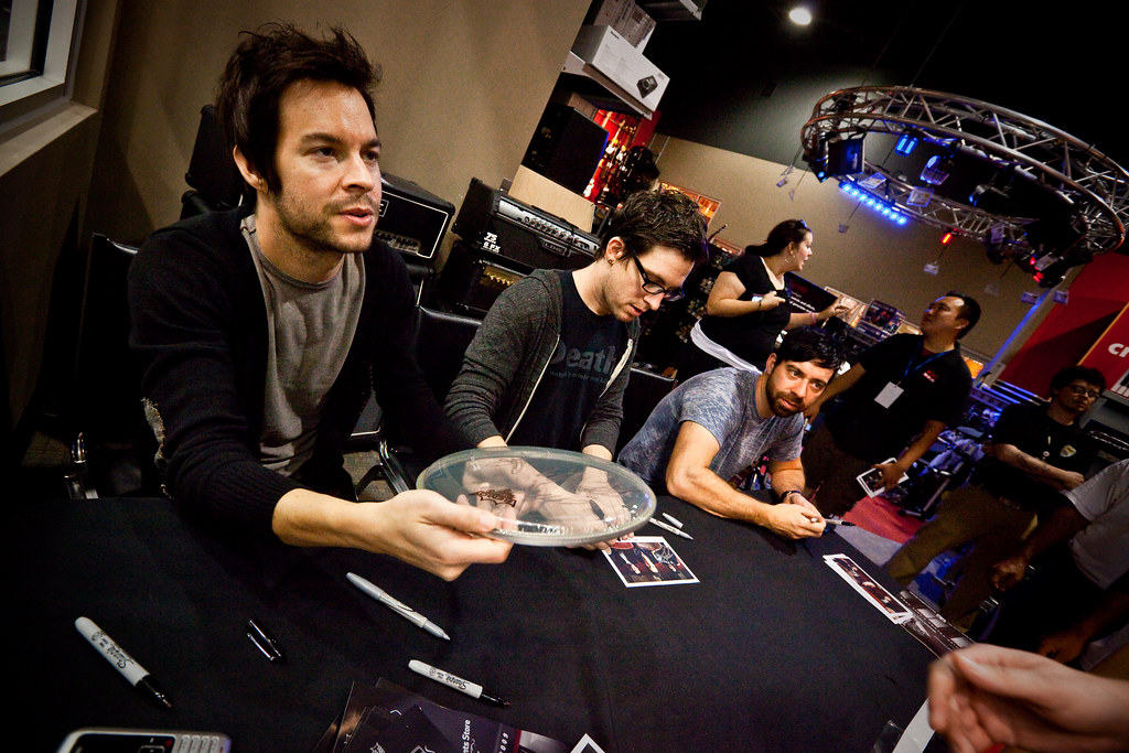 Chevelle the band richarddemingphotography flickr - Chevelle band pics ...