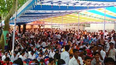 A view of Participants of WSW-2009 at the premises of Mohakash Bhaban