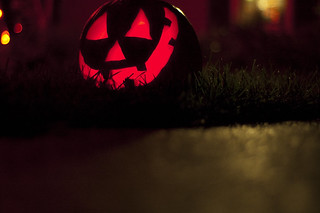 Pumpkins at Night (Traditional Design) 2 | by joel@eeriepa