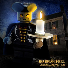 Jeremiah Peel, Colonial Apparition | by Morgan190