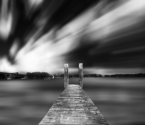 At The Riverside ::Vertorama | by DolliaSH