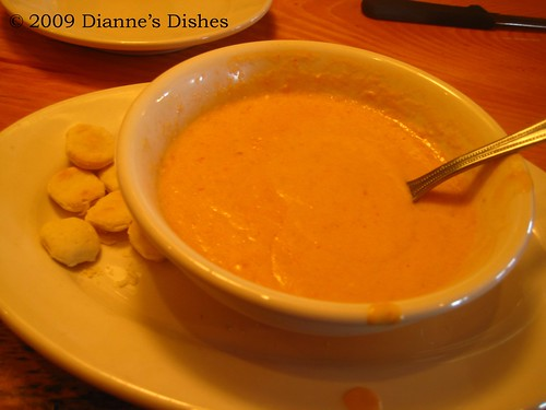 Piccadilly Pub: Lobster Bisque | by Dianne's Dishes