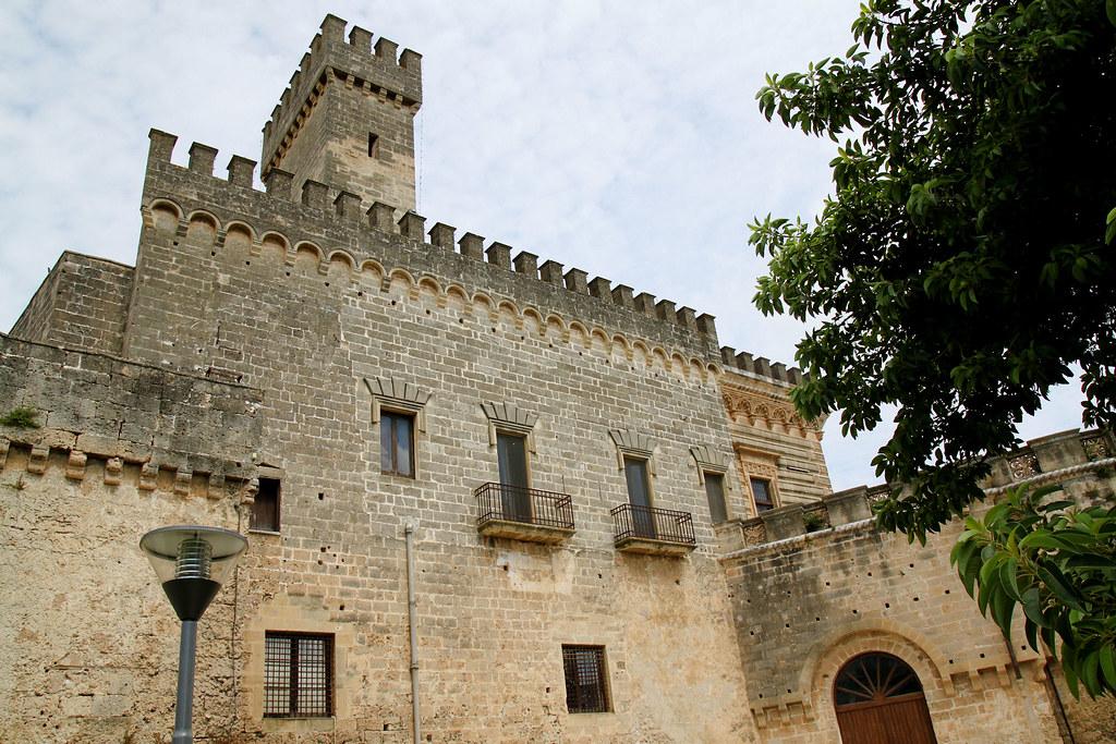 Risultati immagini per castello degli acquaviva nardò