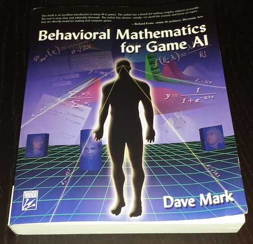 Book Review: Behavioral Mathematics for Game AI by Dave Mark