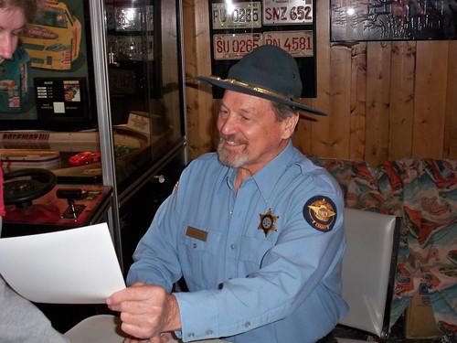 Sonny shroyer forrest gump