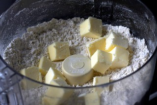 butter, cubed | by smitten kitchen