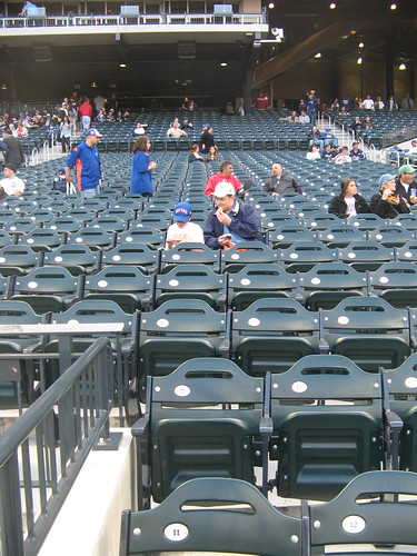 Citi Field Section 126 As Seen From Row A Seat 11 05 27