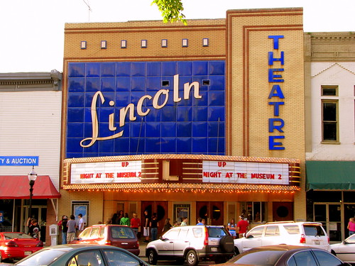 Lincoln Theater Fayetteville Tn For This Older