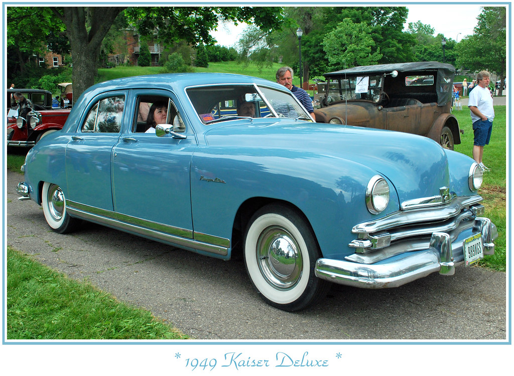 Riverside Car Show