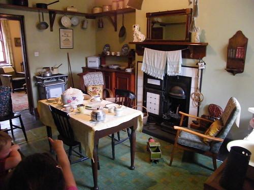 1940 39 s living room heritage park coatbridge bill for Living room 1940