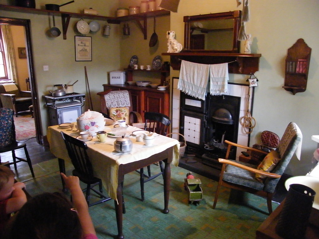 1940 39 S Living Room Heritage Park Coatbridge Bill Finesy Flickr