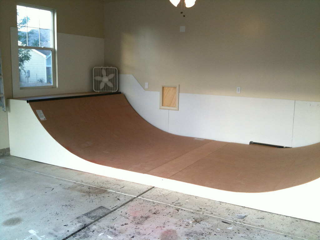 Finishing Touches On The Garage Mini Ramp Uploaded With Make Your Own Beautiful  HD Wallpapers, Images Over 1000+ [ralydesign.ml]