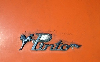 The Orange Pinto | by mag3737