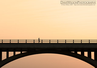 Waiting on Congress Bridge | by DaveWilsonPhotography