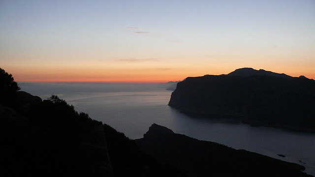 Delight in the Majorcan sunsets