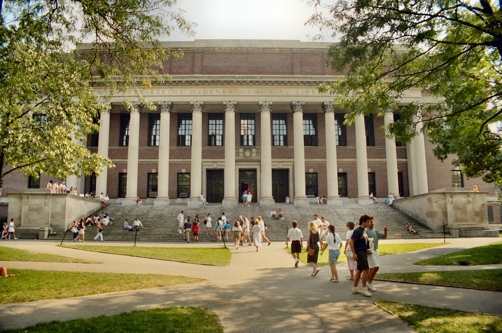 Harvard Cambridge MA