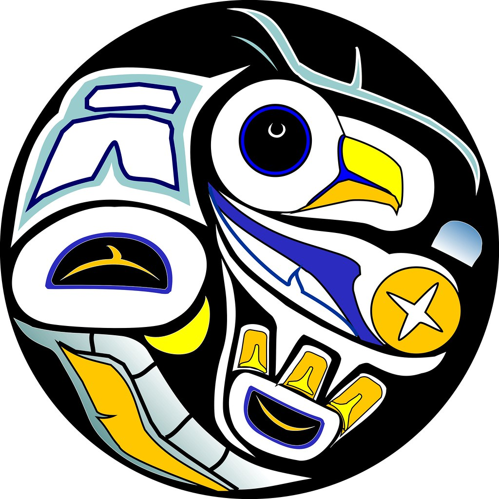 Blackfoot Symbol This Ingenious Design Was Originally Etch Flickr