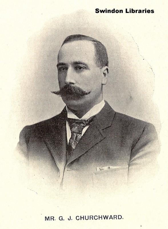 1904: Mr George Jackson Churchward (1857-1933) CME GWR ...