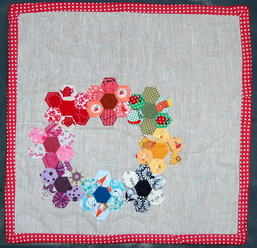 Doll Quilt Swap Received!! | by Amy's Creative Side