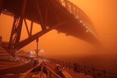 Sydney Dust Storm | by tomhide