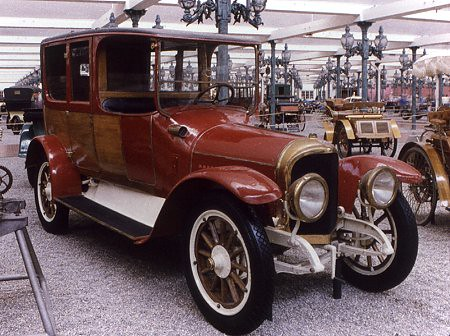 Mercedes Benz Type Gr 1918 Mercedes Benz Type Gr 1918