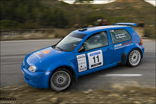 J L Herrero Vw Golf Mkiv Kit Car 49 232 Rally 2000