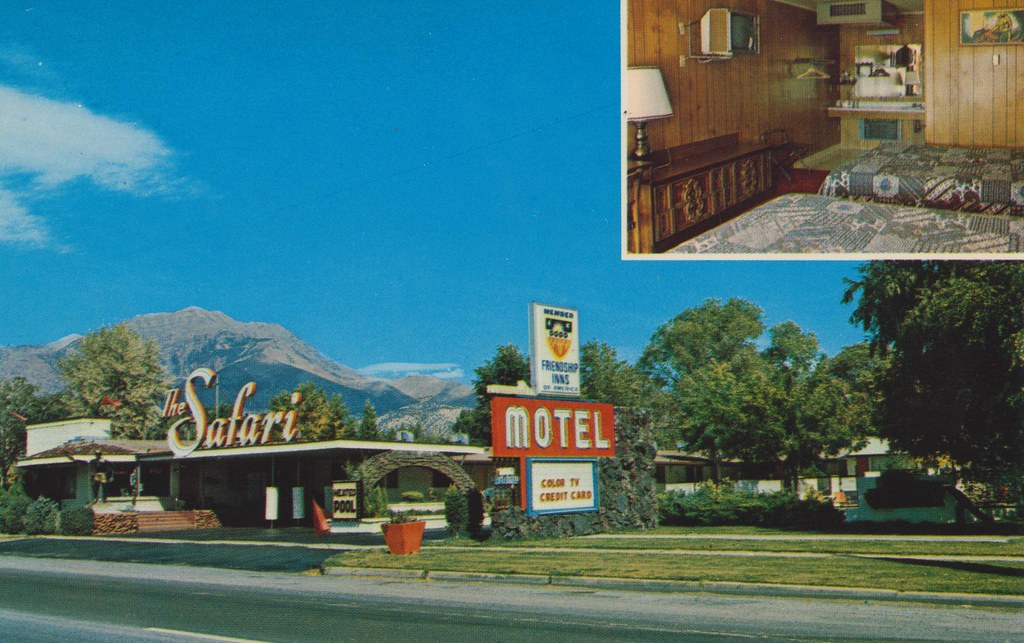 Friendship Inn Safari Motel - Nephi, Utah