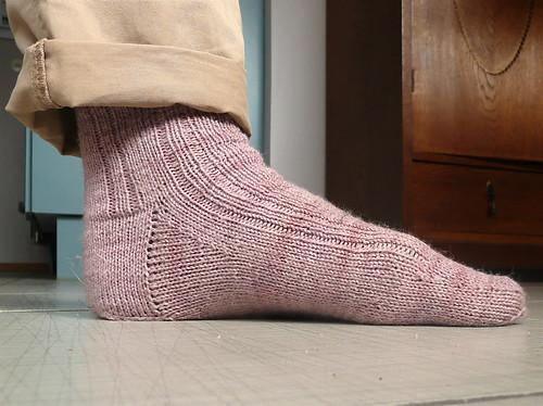 Knitting Vintage Socks Nancy Bush : Madder nancy bush knitting vintage socks annakika flickr