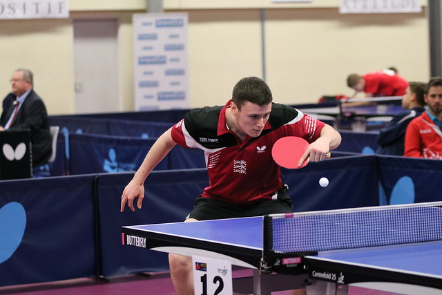Day 2 - 2017 ITTF French Junior & Cadet Open