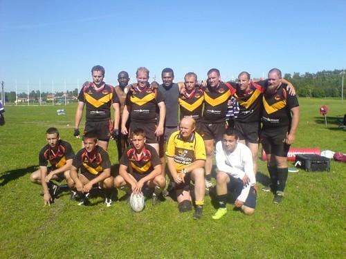 rugby league deutschland