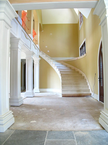 Curved Staircase Building Code